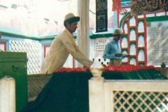 Hoca Muhammed Bâkî Billâh (K.S.) Türbesi